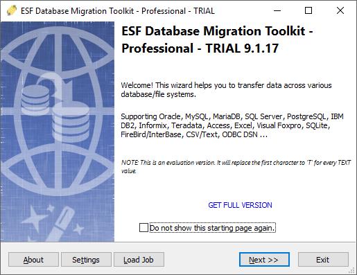 Database Migration Toolkit 10.2.17 full