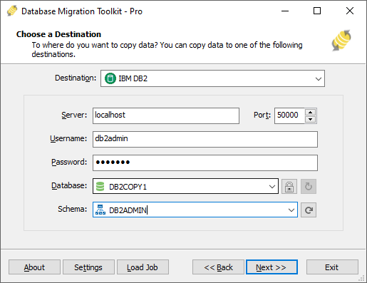 Migrating data from MS Access to IBM DB2 | ESF