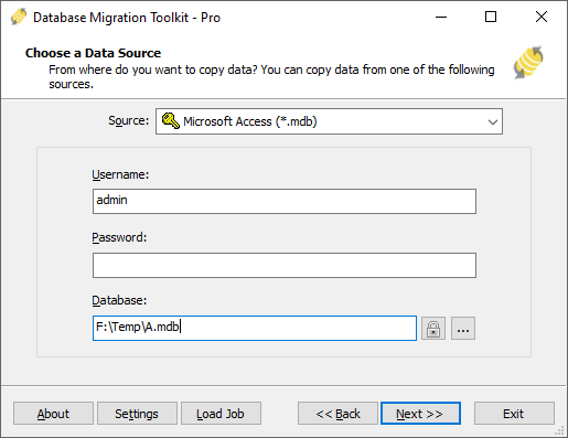 Oracle Migration - How to migrating from others database formats to