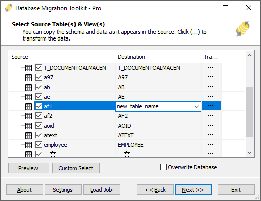 Migrating data from Foxpro to Excel(* xls